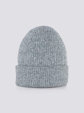 Ripp-Beanie - 7 - TOM TAILOR Denim