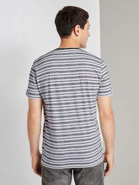 Bunt gestreiftes T-Shirt - 2 - TOM TAILOR