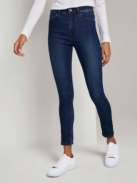 Kate Skinny Jeans met zijsplitten - 1 - Tom Tailor E-Shop Kollektion