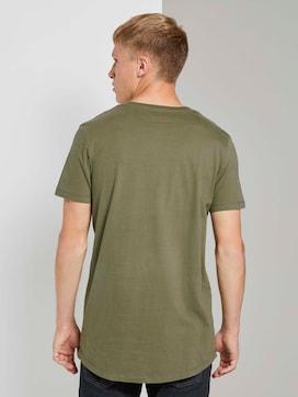 T-shirt met kleine print - 2 - TOM TAILOR Denim