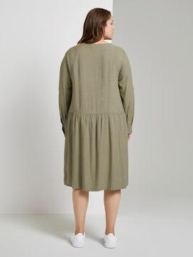 Heather Blouse Jurk - 2 - Tom Tailor E-Shop Kollektion