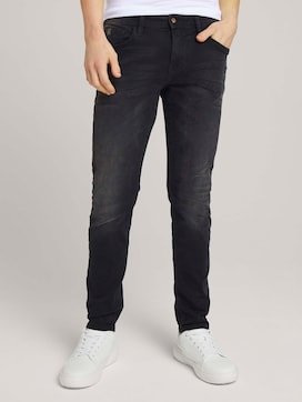 Aedan Straight Jeans im Vintage-Look - 1 - TOM TAILOR Denim