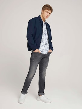 Aedan Straight Jeans im Vintage-Look - 3 - TOM TAILOR Denim