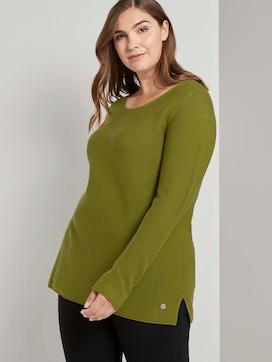 Striped sweater - 5 - My True Me