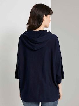 Losse hoodie - 2 - TOM TAILOR