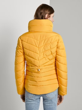 Puffer-Steppjacke mit Fellkragen - 2 - TOM TAILOR
