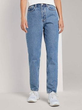 Mom Fit Jeans im Washed-Look - 1 - TOM TAILOR Denim