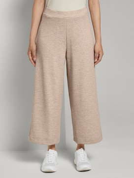 Weiche Culotte-Hose aus Strick - 1 - TOM TAILOR Denim