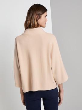 Kurzer strukturierter Pullover - 2 - TOM TAILOR