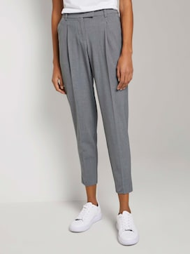 Mia straight trousers - 1 - Mine to five