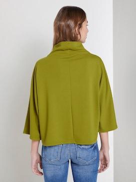 Sweatshirt mit weiten Ärmeln - 2 - TOM TAILOR