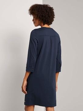 Tuniek jurk met zakken - 2 - Mine to five