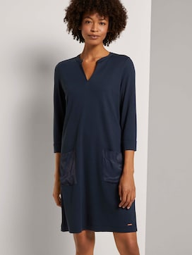Tuniek jurk met zakken - 5 - Mine to five