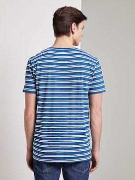 gestreepte T-Shirt - 2 - TOM TAILOR Denim