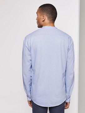 Textured jersey shirt - 2 - TOM TAILOR Denim