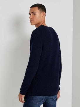 Schlichter Pullover - 2 - TOM TAILOR Denim