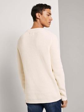 Schlichter Pullover - 2 - TOM TAILOR Denim