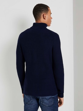 Basic Rollkragenpullover - 2 - TOM TAILOR Denim