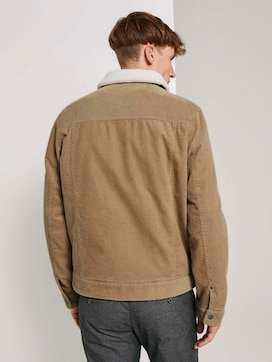 Corduroy trucker jacket - 2 - TOM TAILOR Denim