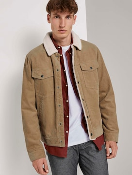 Corduroy trucker jacket - 5 - TOM TAILOR Denim