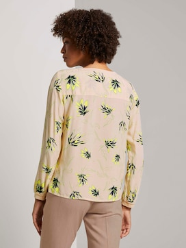Blouse in a floral pattern - 2 - Tom Tailor E-Shop Kollektion