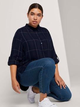 Geruite blouse - 5 - My True Me