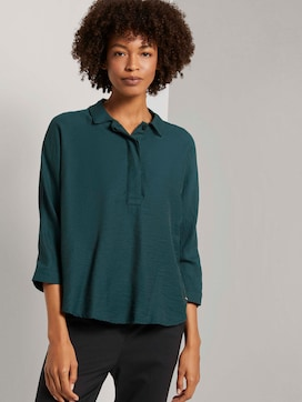 Blouse with bat sleeves - 5 - Mine to five