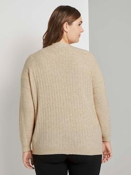 Loose cardigan with pockets - 2 - Tom Tailor E-Shop Kollektion