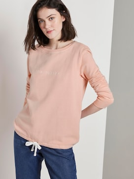 Sweater met print - 5 - TOM TAILOR