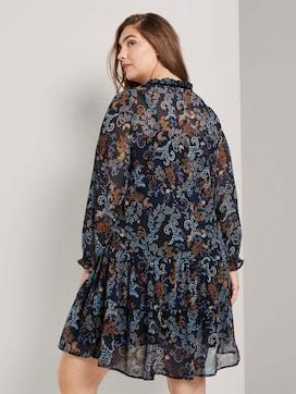 Babydoll-Kleid im Paisley-Muster - 2 - My True Me