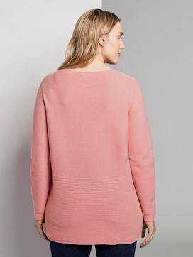 zachte poef trui - 2 - Tom Tailor E-Shop Kollektion