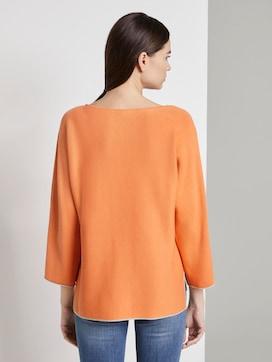 Pullover mit leichten Fledermausärmeln - 2 - TOM TAILOR