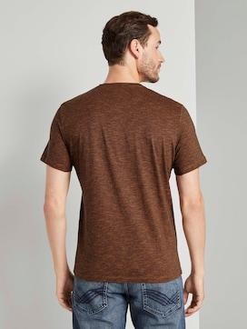 Fein gestreiftes T-Shirt mit Brusttasche - 2 - TOM TAILOR