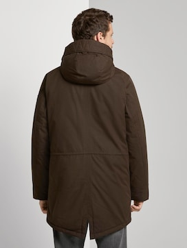 Parka with a hood - 2 - TOM TAILOR