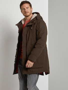 Parka with a hood - 5 - TOM TAILOR