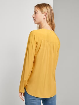 Tunic with a V-neckline - 2 - TOM TAILOR Denim