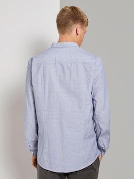 Fijn overhemd met dessin - 2 - TOM TAILOR Denim