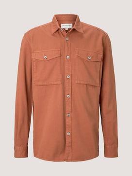 Lockeres Hemd mit Brusttaschen - 7 - TOM TAILOR Denim