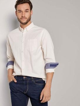 Fijn gestreept overhemd - 5 - TOM TAILOR