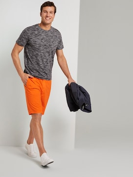 Morris relaxed chino shorts with an elastic waistband - 3 - TOM TAILOR