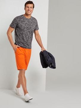 Morris Relaxed Chino-Shorts mit elastischem Bund - 3 - TOM TAILOR