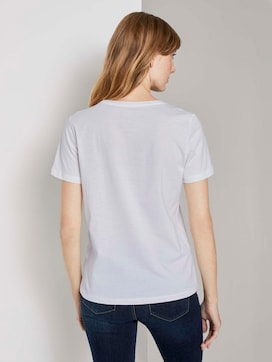 T-Shirt aus Organic Cotton - 2 - TOM TAILOR