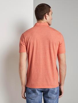 Gemustertes Poloshirt aus Jersey - 2 - TOM TAILOR
