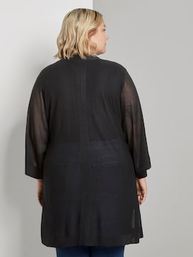 Losse Kimono Cardigan - 2 - Tom Tailor E-Shop Kollektion