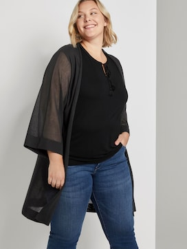 Losse Kimono Cardigan - 5 - Tom Tailor E-Shop Kollektion