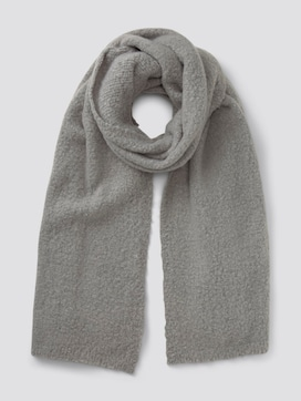 Soft knitted scarf - 7 - TOM TAILOR Denim