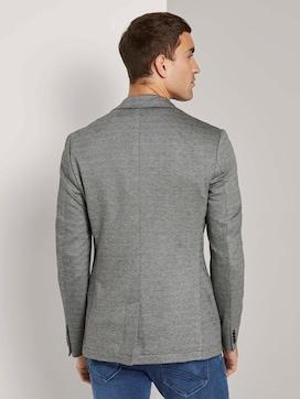 Textured jersey jacket - 2 - TOM TAILOR