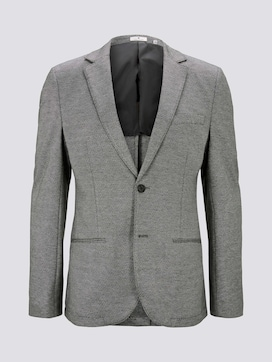 Getextureerde jersey jas - 7 - TOM TAILOR
