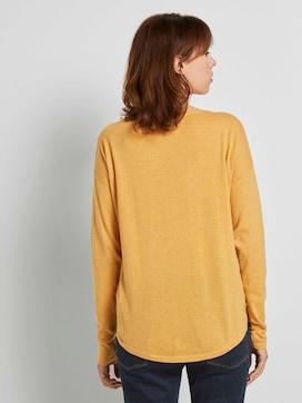 Basic Pullover aus Organic Cotton - 2 - TOM TAILOR Denim