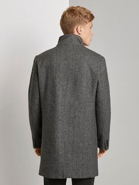 Asymmetrischer Mantel mit Stehkragen - 2 - TOM TAILOR Denim